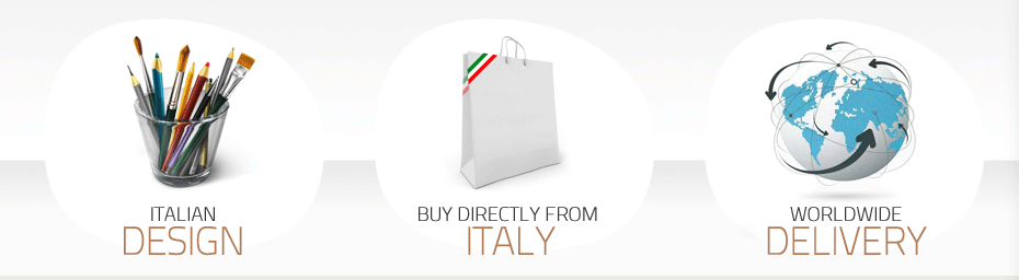 italian shelvings delivered worldwide